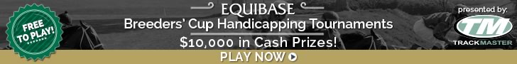 Equibase Breeders' Cup Handicapping Tournament