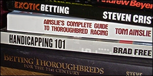 Top Five Handicapping Books